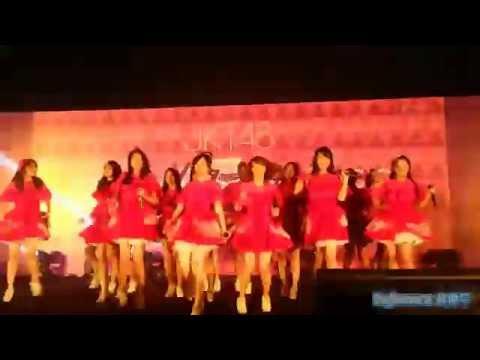 JKT48 - part 2 mini concert @ HS Mahagita