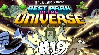 Best Park In The Universe - Regular Show [The Resort Level 4] Walkthrough HD