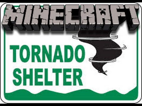 TORNADO SHELTER - Minecraft xbox 360 - Part 27