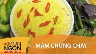 Dạy Cách Làm Mắm Chưng Chay Việt Nam | Món Ngon Việt Nam