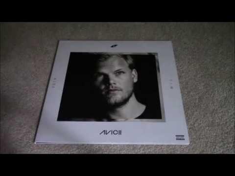 Avicii - TIM Unboxing (Vinyl)