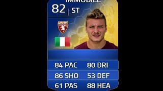 FIFA 14 TOTS IMMOBILE 82 Player Review & In Game Stats Ultimate Team
