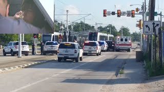 METRO officer injured during struggle with suspect in north Houston