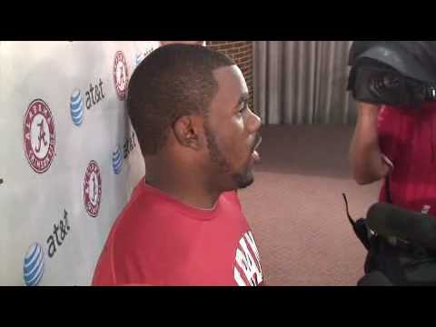 8/20 - Mark Ingram Video
