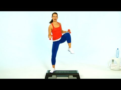 20 Minuten-Training Step Vol.1 mit Nadine Kortenbruck