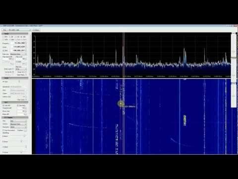 SSB Amateur Ham Radio with RTL SDR (RTL2832), Nooelec Ham It Up Upconverter and SDR Sharp