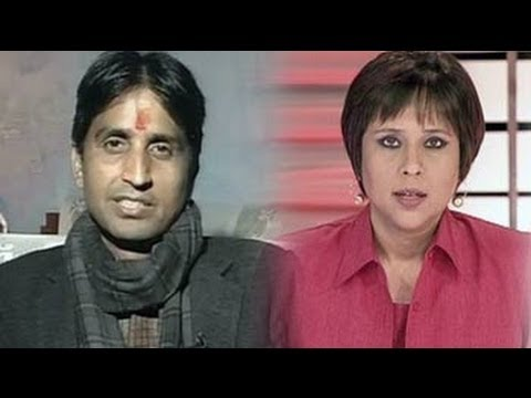 Why I picked Amethi: AAPs Kumar Vishwas to NDTV
