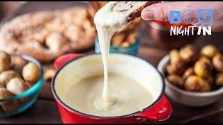 Cheese Fondue Recipe   Big Night In