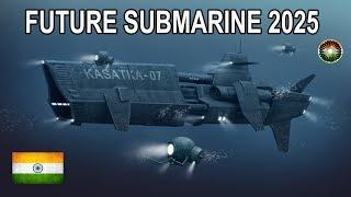 2025 तक indian Navy 34 New Submarines सामिल करके चीन और पाकिस्तान Navy को देगी मुहंतोड़ जवाब