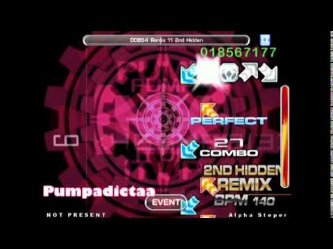 Hidden Remix-Crazy-Pump It Up