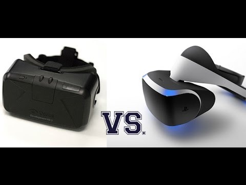 Project Morpheus & Oculus Rift Discussion - I've got some Issues with VR