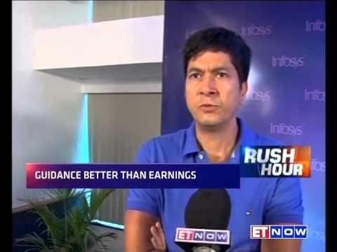 Vishal Sikka Of Infosys: Weak Q4 Earnings, Better Guidance