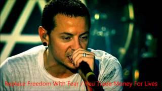 Linkin Park - No More Sorrow [Road to Revolution live at Milton Keynes][lyrics]
