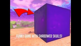 Funny Game with Shadowed Skulls!