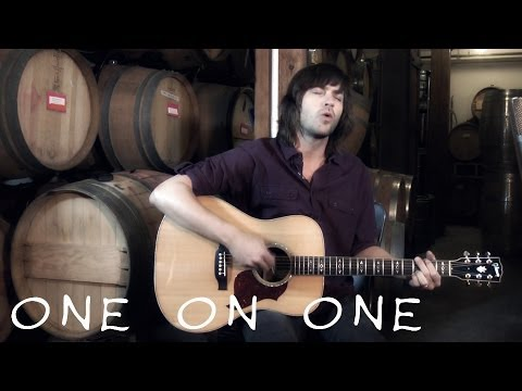 ONE ON ONE: Rhett Miller October 24th, 2013 New York City Full Session