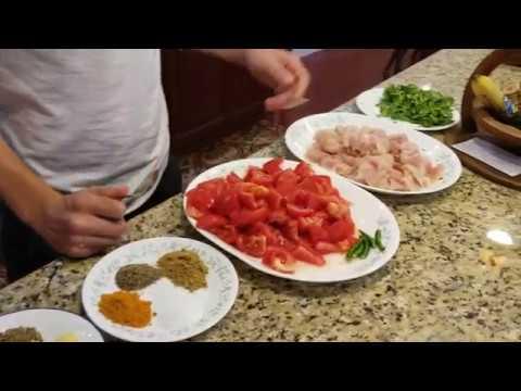 Chicken Kharai Recipie Video