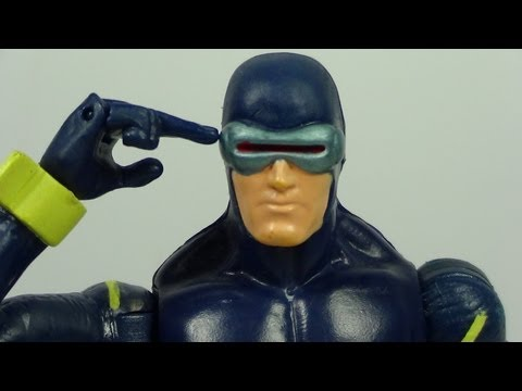 Marvel Legends Astonishing Cyclops (Brood Queen Wave) Figure Review