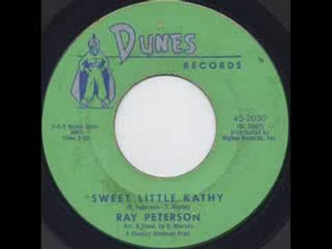 Ray Peterson - Sweet Little Kathy