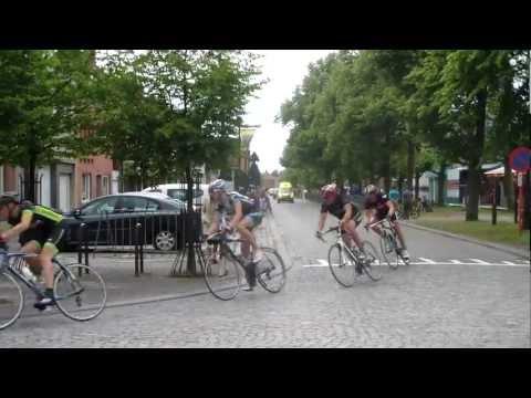 Wedstrijd te Sinaai (08/07/2012) (A - categorie) (WAOD) (NGMT Cycling Team)