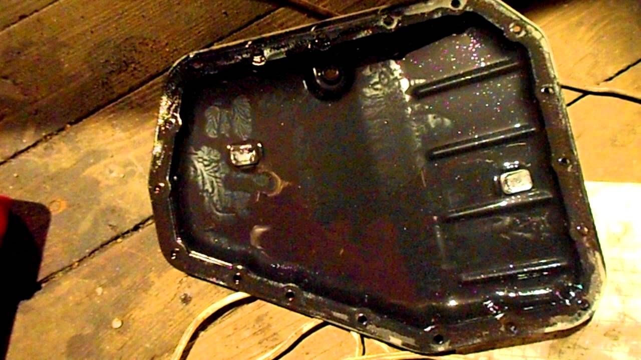 Замена масла в коробке автомат форд фокус 2