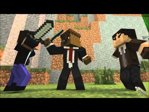 Minecraft Animation - Origin of The Bacca (JeromeASF) ANIMATED SHORT
