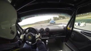 Ascari  - Lotus 260 Cup Goes Porsche Hunting