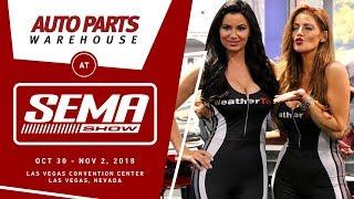 Auto Parts Warehouse goes to SEMA 2018   Days 3 & 4