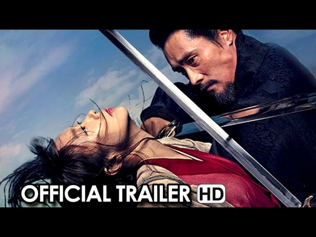 MEMORIES OF THE SWORD Official Trailer (2015) Martial Arts Action [HD]
