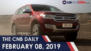 Ford Endeavour Facelift   Mahindra XUV300 Bookings   Honda CB 300R Launched