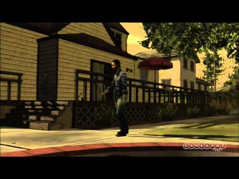 The Walking Dead - On the Spot Demo (Xbox 360)