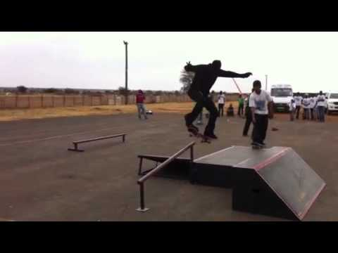 Mystery man bs lip @Skateboarding for Hope Kuruman