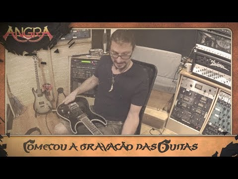 Gravações de Guitarra! (EN/PT SUBBED) [Making of the New Album Pt. 19]