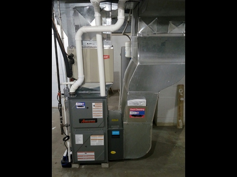 Amana AMVC96 Natural Gas Furnace Review