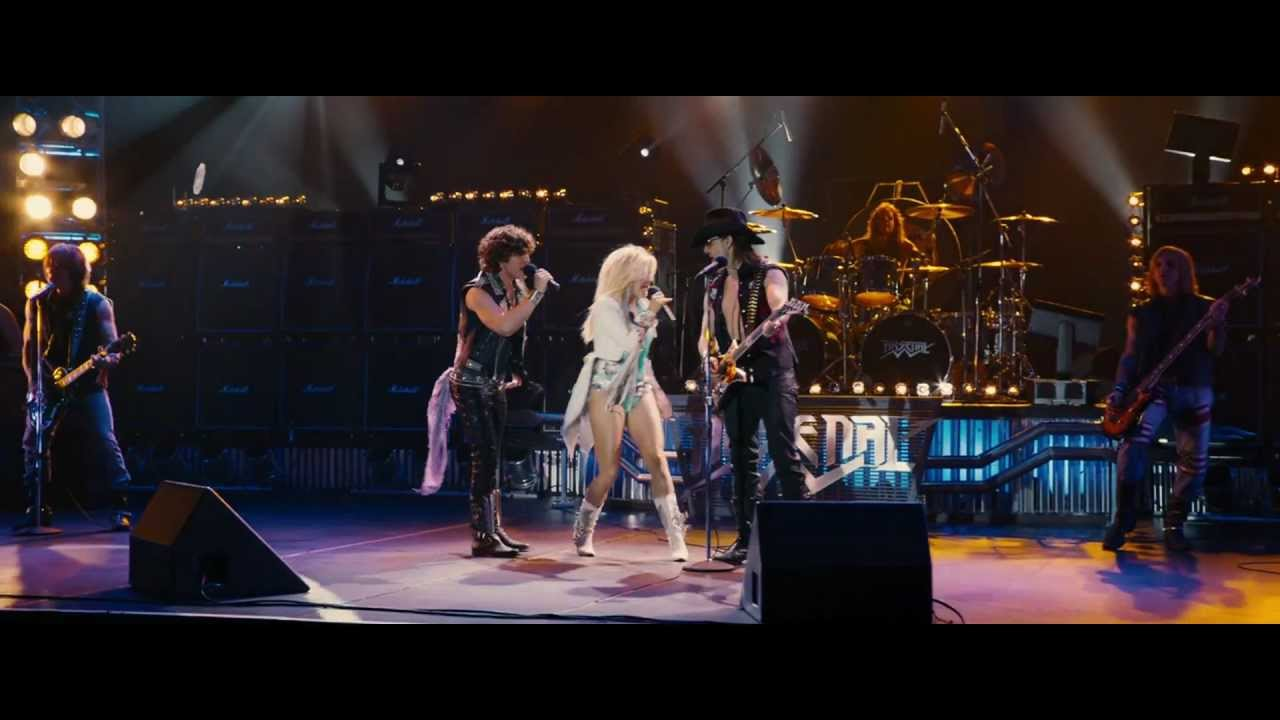 """Don't Stop Believin' - Various Artists (From """"Rock Of Ages ... Rock Of Ages Movie"""