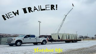 New trailer equals new beginnings and big money to be made!