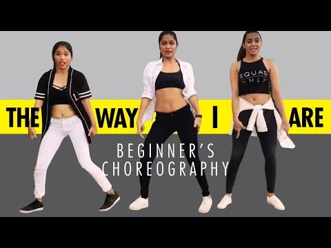 The Way I Are (Dance With Somebody) | Bebe Rexha ft. Lil Wayne - Beginner's Choreography By Sonali