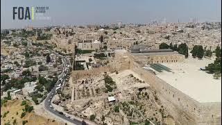 Video: Tour of Al-Aqsa Mosque site, Jerusalem - LoveAqsa