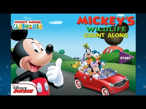 Mickey Mouse Clubhouse: Mickey's Wildlife Count Along - Best App For Kids - iPhone/iPad/iPod Touch