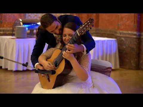 Zsófi és Álmos esküvői kisfilm - 2019. július 13.