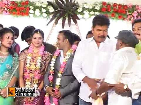 Comedy Actor Senthil Son Wedding and Reception
