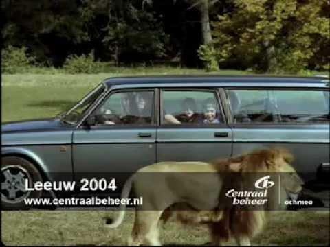 Commercial Leeuw (2004) - Even Apeldoorn bellen - Centraal Beheer