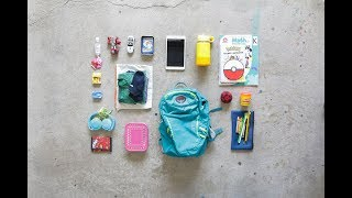 Kids Travel Bag: Packing List