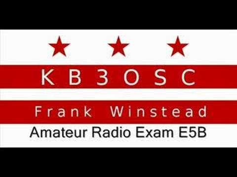 Amateur Radio Extra Exam Prep E5B