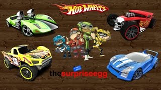 Hot Wheels Team Hot Wheels The Origin of Awesome short card 2014 Die Cast