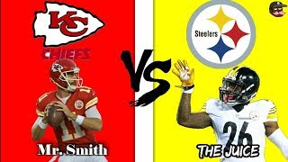 Chiefs vs  Steelers 2016 Greatness from the Past