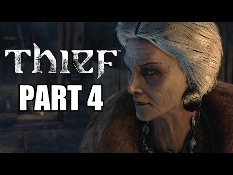 Thief Gameplay Walkthrough Part 4 - The Queen Of Beggars - PC Very High Settings 1080P