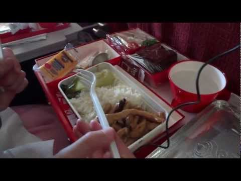 Hainan Airlines Mealtime