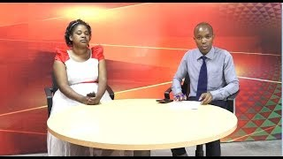 EV. GRACE MAUNDU INTERVIEW ON KYENI TV