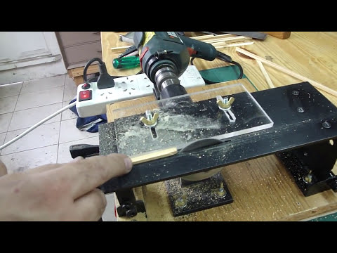 Home-Made Saw - Sierra Casera