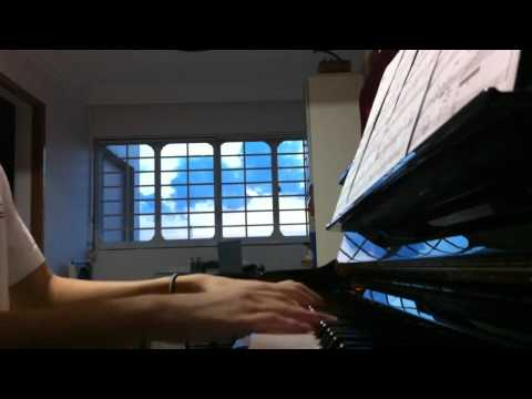 嵐 Arashi - Blue (piano Cover) video